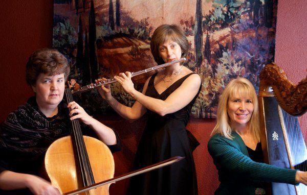 FLUTE-HARP-CELLO Trio