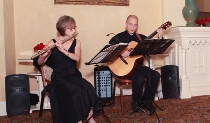ASHLAND WEDDING MUSIC & MORE Jacqueline Rosen Flute-Guitar Duo, Flute-Harp, or Trio with Cello