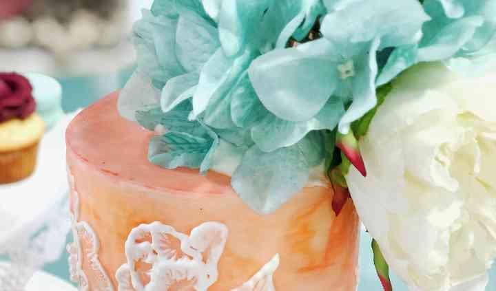Hanami Cake Design