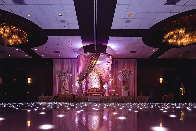 Venue design and lighting