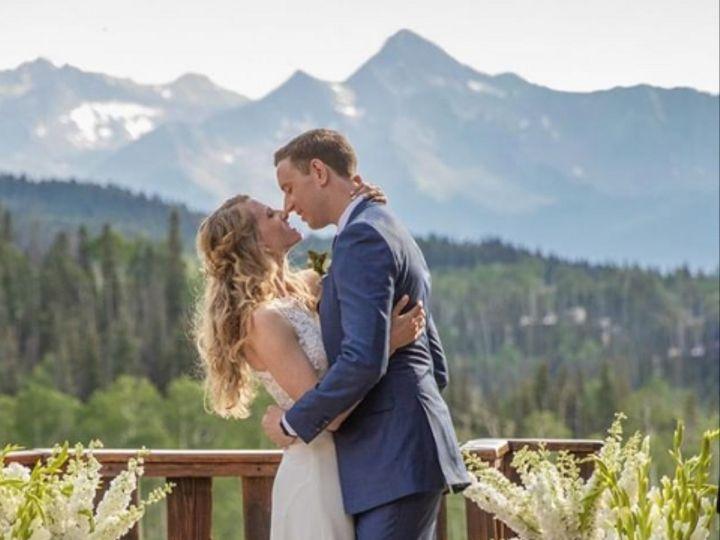 Tmx Screen Shot 2019 06 13 At 11 33 11 Am 51 647031 1562107625 Telluride, CO wedding planner