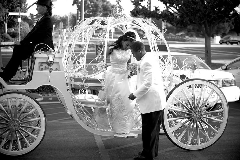 Cinderella carriage, Santa Clara Convention Center