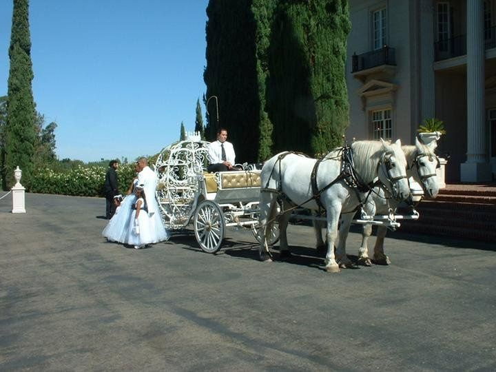 Cinderella carriage, Grand Island Mansion