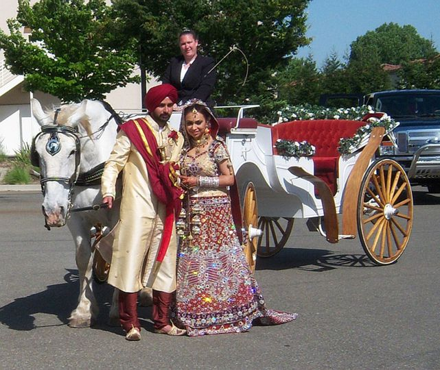 Carriage for Vidai, Natomas, CA
