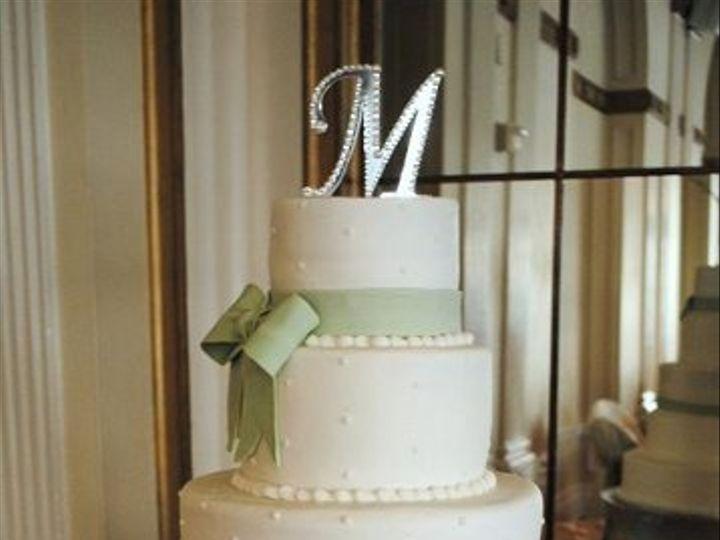 Tmx 1282243100158 HickmanWeddingCake Springtown, TX wedding cake