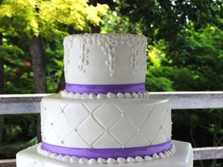 Tmx 1282243108564 JapaneseGardenCake Springtown, TX wedding cake