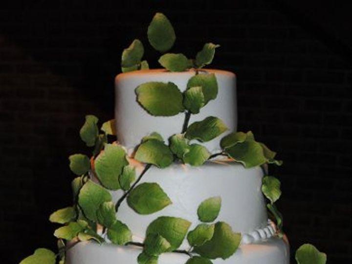 Tmx 1282243335267 KristinWhiteWedding Springtown, TX wedding cake