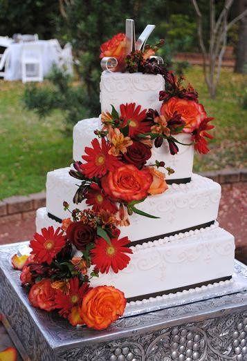 Tmx 1324576321952 ClarkGardensBBOFallCake1 Springtown, TX wedding cake
