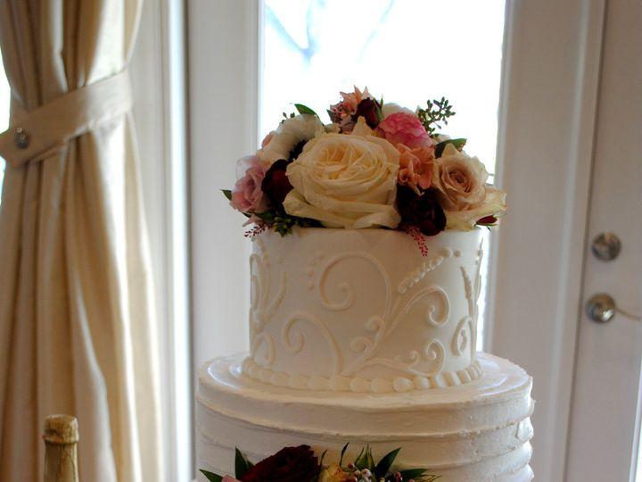 Tmx 1454432680083 Rusticwoodlandweddngcake Springtown, TX wedding cake