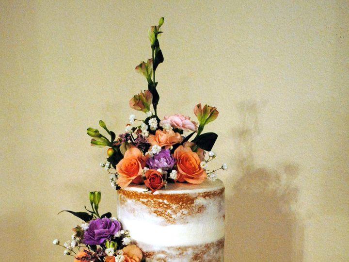 Tmx 1531423197 21c68e036373c342 1531423195 1e549d5ce238762d 1531423183377 9  Nakedcakeinpeacha Springtown, TX wedding cake