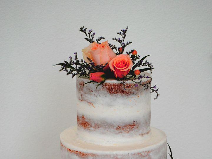 Tmx 1531423197 23b03f687ffbde89 1531423195 4502f93fc315b3be 1531423183397 11  Nakedcakewithcor Springtown, TX wedding cake