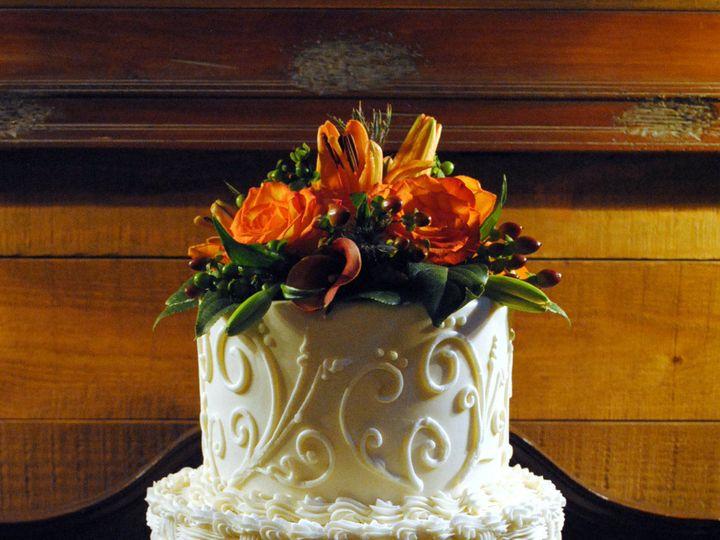 Tmx 1531423199 6aa70c39cc3a8f99 1531423196 C5d57a49d56c9faf 1531423183415 13  Shabbychicweddin Springtown, TX wedding cake