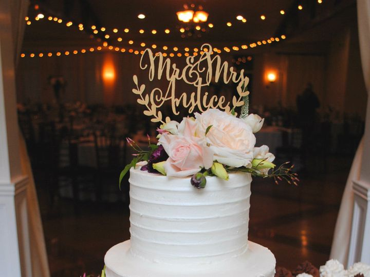 Tmx 1531423402 330cb1bf0aa6b20f 1531423400 F40ebc977b7ea6e4 1531423384944 35  Ribbedweddingcak Springtown, TX wedding cake