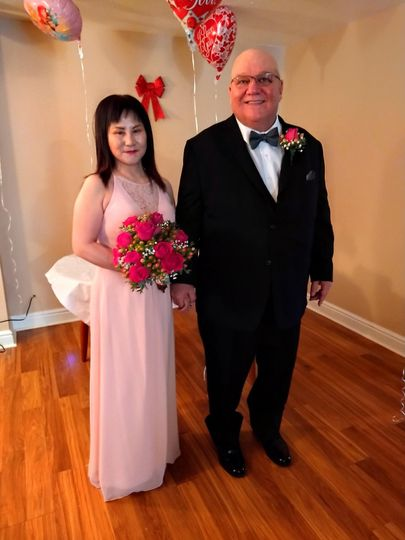 Bill and Jinling 12/06/2020