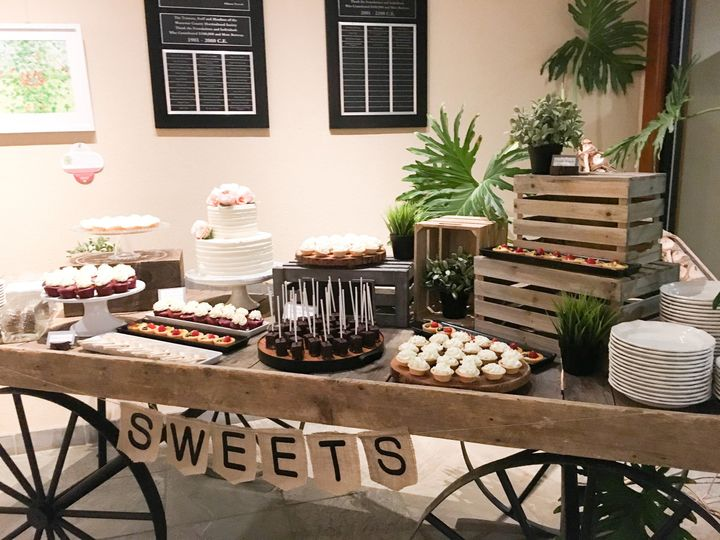 Tmx 1485968519291 Dessert Buffet On Necr Market Cart Stoneham, MA wedding catering