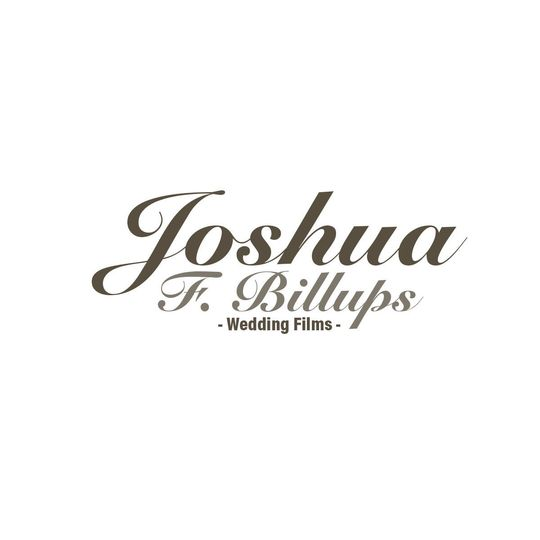 Joshua F. Billups Wedding Films