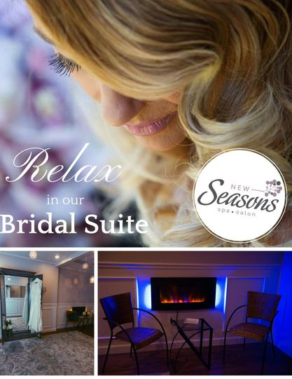 Bridal Tour-New Seasons Spa
