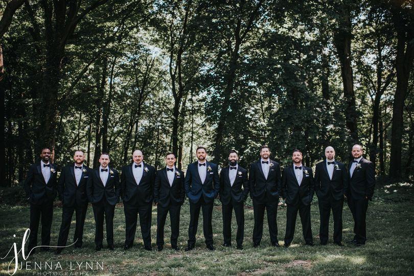 new jersey wedding photographer jenna lynn photography new jersey wedding curtis hall arboretum kristenbrad bridalparty 39 51 1031131 157651991152756