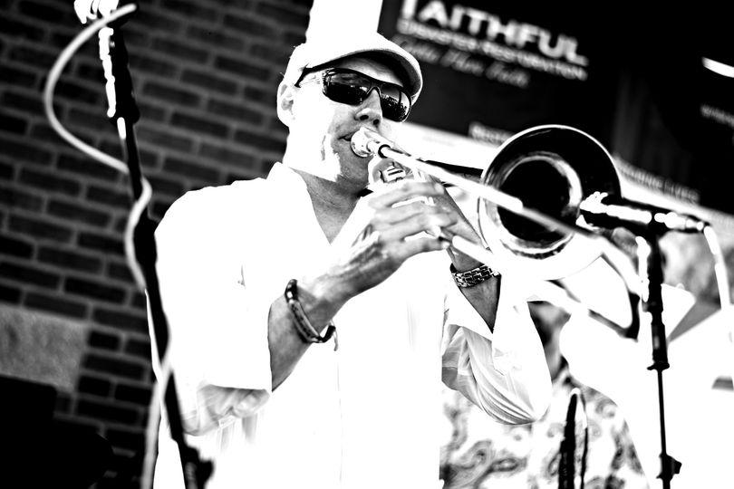 Salsa brass solo