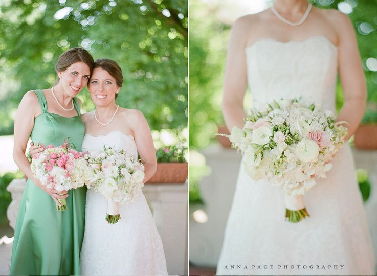 Villa Terrace Wedding     -Photography by: Anna Page