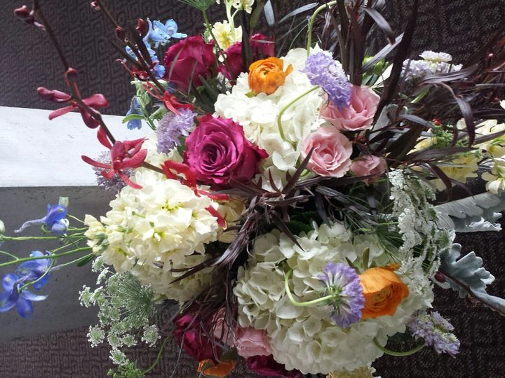 Tmx 1422669541555 20140920163435 New Berlin wedding florist