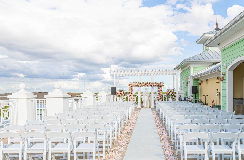 Ceremony for 100+ Guests