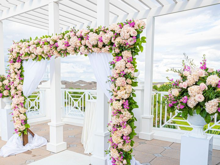 Tmx Ceremony Arch With Pergola 51 1072131 159423063049209 Kissimmee, FL wedding venue