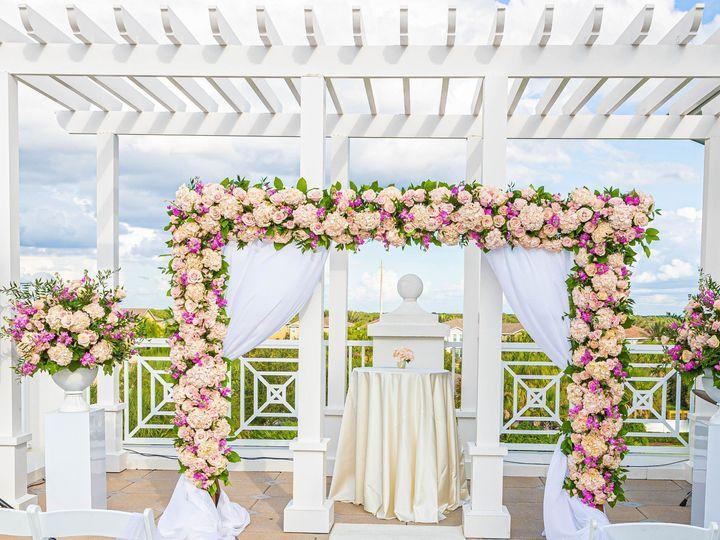 Tmx Ceremony With Arch 51 1072131 159423075580877 Kissimmee, FL wedding venue