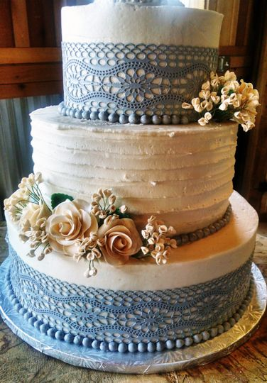 800x800 1477936351650 Rustic Wedding Cake