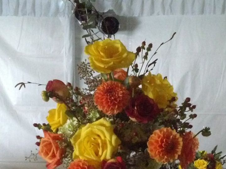 Tmx 1354989608240 20120929151004356 Belmont, North Carolina wedding florist