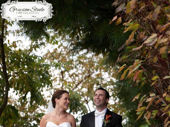 Tmx 1354989753128 PatSusWed20120929504WM Belmont, North Carolina wedding florist