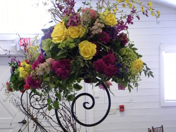 Tmx 1354995130509 DSCN0396 Belmont, North Carolina wedding florist