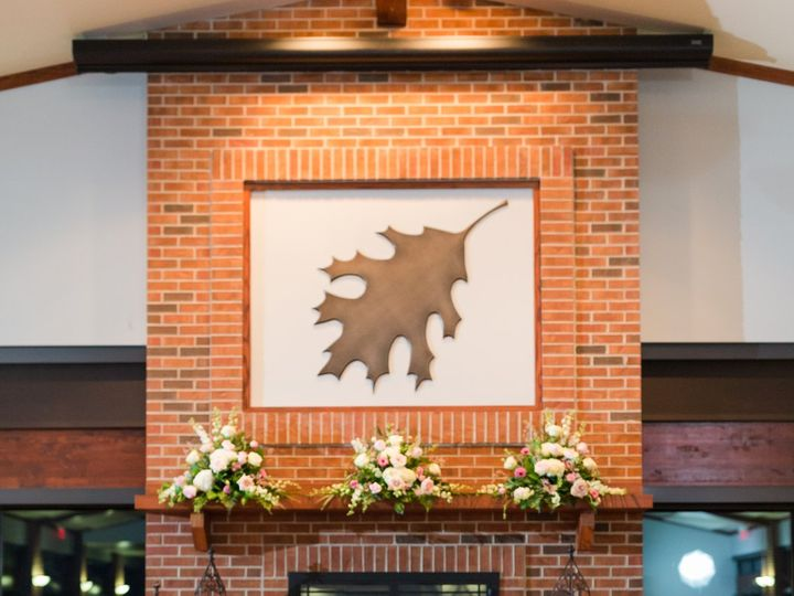 Tmx Le Jardin Fireplace At Night 51 123131 159483084516948 Wheaton, IL wedding venue