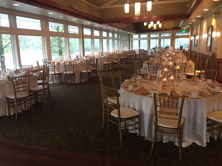 Tmx Red Oak Room Gold Chivari Chair Upgrade 51 123131 158040378948841 Wheaton, IL wedding venue