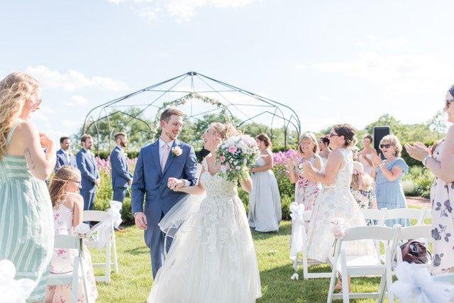 Tmx Rose Garden Recessional 51 123131 161134152119168 Wheaton, IL wedding venue