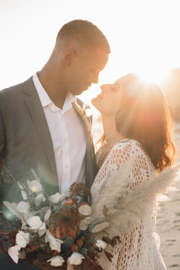 Look of love | Photography: Kalon Weddings