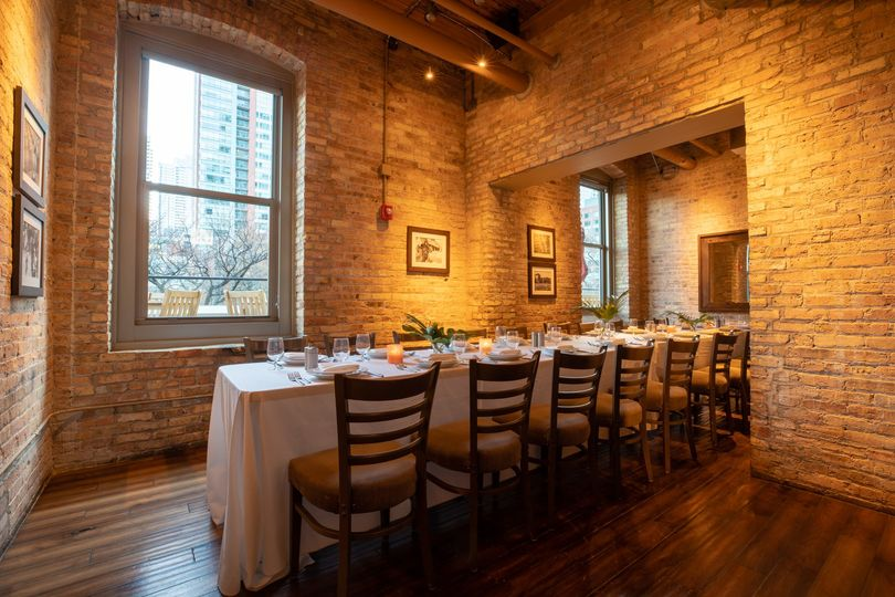 Regusci Private Dining Room