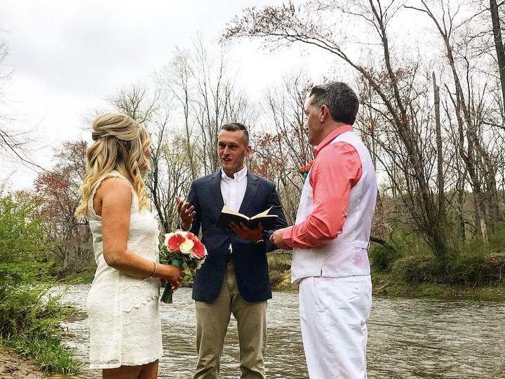 Tmx 1525869346 7489f42509b3a053 1525869345 D54c5f6321538997 1525869345433 2 FullSizeRender 7 Parkville, MD wedding officiant