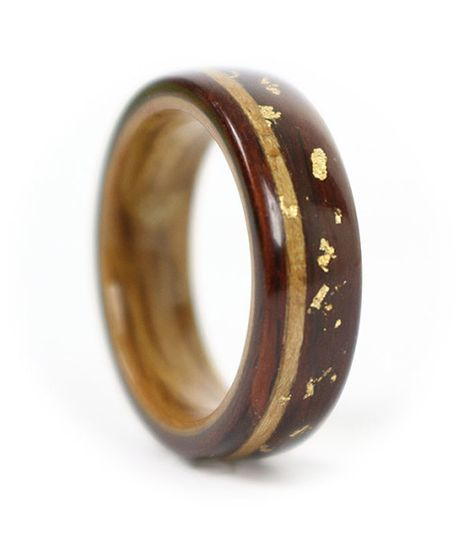 Simply Wood Rings