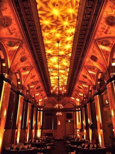 What do you do with a Renaissance Ballroom?  Bring out the incredible depth and dimensionality of...