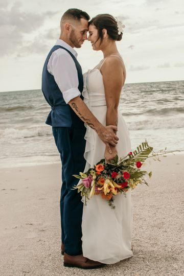 Lovers Key Intimate Wedding