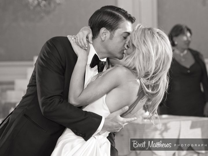 Tmx 1379433140133 First Kiss Brettmatthews Garden City, New York wedding venue