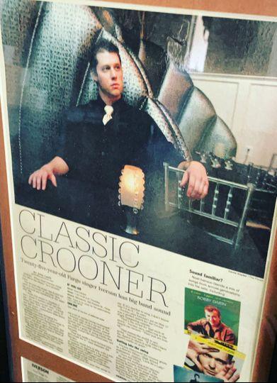 Classic crooner