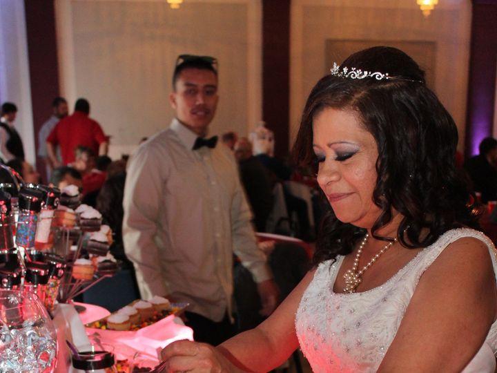 Tmx 1371363170428 Bride With Cupcake Bar Denver wedding eventproduction