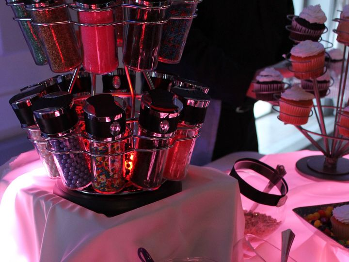 Tmx 1371363228848 Cupcake Light Bar 1 Denver wedding eventproduction