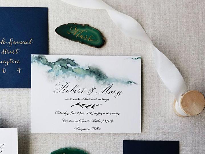 Tmx 8f4e552c Cb94 4c47 Bd44 B5d5f3179d5b 51 1000231 Seattle, Washington wedding invitation