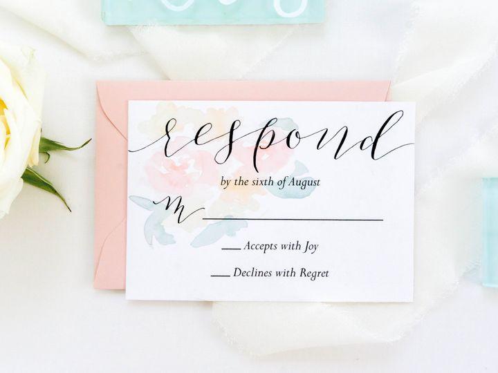 Tmx Love Fern Good 0028 51 1000231 Seattle, Washington wedding invitation