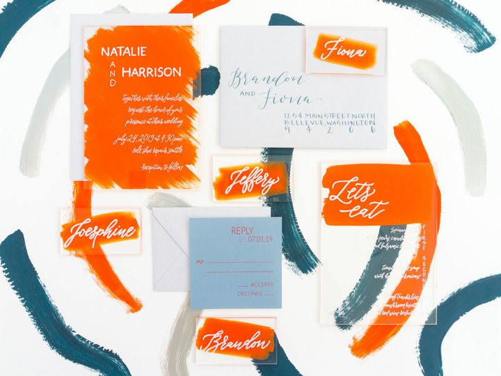 Tmx Love Fern Good 0033 51 1000231 Seattle, Washington wedding invitation