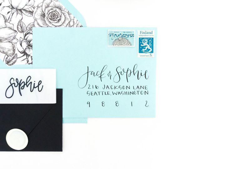 Tmx Love Fern Good 0049 51 1000231 Seattle, Washington wedding invitation