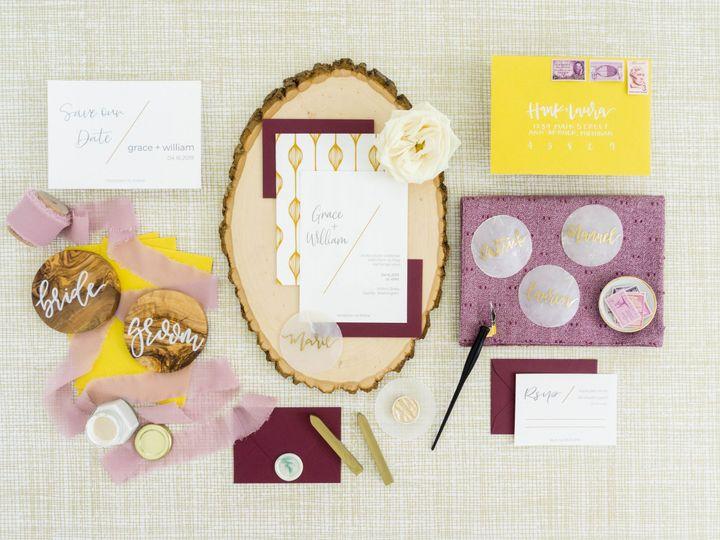 Tmx Love Fern Good 0065 51 1000231 Seattle, Washington wedding invitation